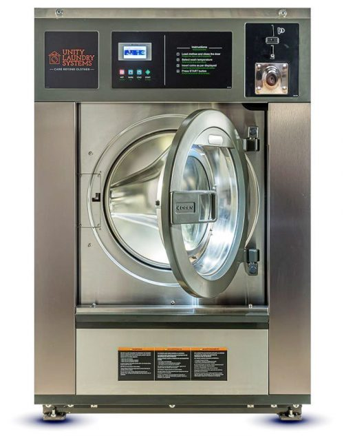 Unity Washer, Vend option